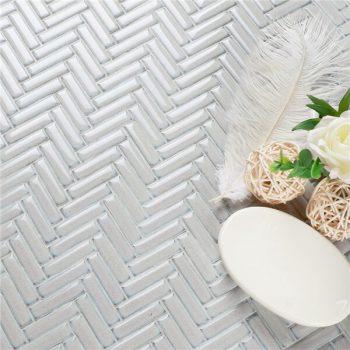 Gạch mosaic gốm Herringbone RYO352A